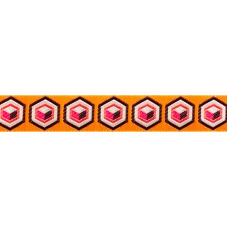 Hex orange 22mm