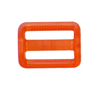 Riemchenversteller 25mm orange