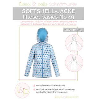 kinder No.49 Softshell-Jacke
