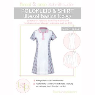 kinder No.57 Polokleid und Shirt